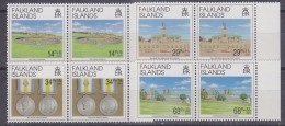 Ascension 1992 Liberation Of The Falkland Islands 4v  (pair) ** Mnh (30298) - Ascension