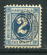 D.Privatpost / Chemnitz, Hammonia, 2 Pfg. * (11078) - Private