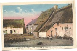 44  SAINT LYPHARD   LES  CHAUMIERES  DU  VILLAGE  DU    PELO - Saint-Lyphard
