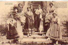 En Provence - Cimiadines - Coiffes - Costumes (88100) - Non Classificati