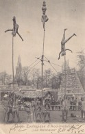 Evènements -  Précurseur 1902 - Tribu Indienne Malabares - Paris - Equilibre Acrobatie - Temple - Réceptions