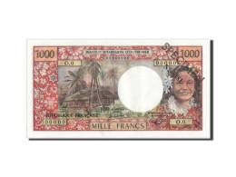 Tahiti, 1000 Francs, 1983, SPECIMEN, KM:27cs, NEUF - Papeete (Polynésie Française 1914-1985)