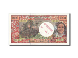 Institut D'Emission D'Outre-Mer, 1000 Francs, 1996, SPECIMEN, KM:2s, NEUF - Papeete (French Polynesia 1914-1985)