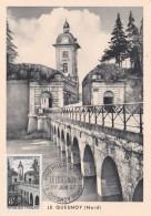 FRANCE  CARTE MAXIMUM     THEME PONTS - Bridges