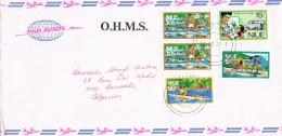 BR 793 NIUE BRIEF OHMS   ZIE SCAN - Niue