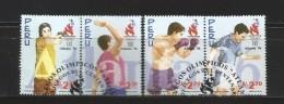E)1997 PERU, SUMMER OLYMPICS GAMES 1996 ATLANTA, 1152, A503, SHOOTING, GYMNASTICS, BOXING, SOCCER, COMPLETE SET, MNH - Peru