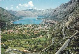 MONTENEGRO----KOTOR--voir 2 Scans - Montenegro