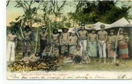 ARGENTINE - Indios Del Chaco-Austral, Rep. Argentina - Femmes Aux Seins Nus - Argentina