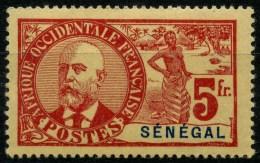Senegal (1906) N 46 * (charniere)