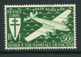 A.E.F- P.A Y&T N°27- Neuf Sans Charnière ** - A.E.F. (1936-1958)