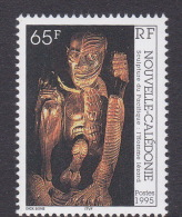 New Caledonia SG 1049 1995 Pacific Sculpture MNH - New Caledonia