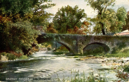 MISCELLANEOUS ART - BRATHAY BRIDGE, WINDERMERE Art295 - Cumberland/ Westmorland