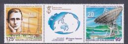 New Caledonia SG 1076-77 1996 Anniversaries MNH - New Caledonia