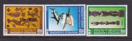 New Caledonia SG 1123-25  1997 Pacific Arts MNH - New Caledonia