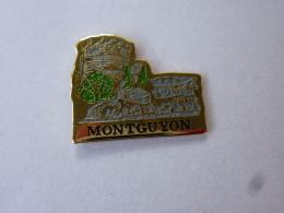 PINS VILLE MONTGUYON 17 CHARENTE MARITIME / 33NAT - Cities