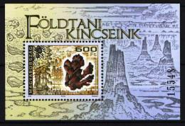 Hungary 2016 / 12. Treassures / Minerals Sheet MNH (**) - Nuovi