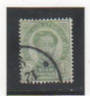 SIAM 1887-91 YT N° 7 Oblitéré - Siam