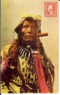 """CPA  The Sioux Tribe, """"Shot In Eye""""  9083 - New Orleans"""