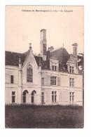 41 Cellettes Chateau De Beauregard La Chapelle Carte Non Voyagée - Francia