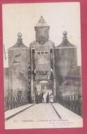62 - CALAIS - Entrée De La Citadelle---animé - Calais