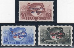 ESPAÑA/IFNI 1949 - Edifil #65/67 - MNH ** - Ifni