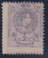 ESPAÑA 1909/12 - EDIFIL#270(**) - 1889-1931 Reino: Alfonso XIII