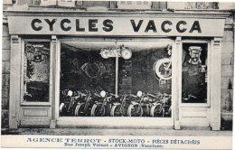 AVIGNON - Cycles Vacca - Agence Terrot - Stock Moto ...    (88106) - Avignon