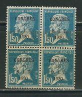 FRANCE N° 265 ** Bloc De  4 (1 Ex. *) - France