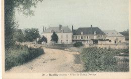 36 // REUILLY   Villas De Maison Neuves  39 - Altri Comuni