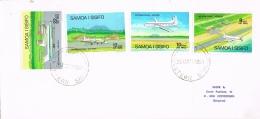 BR 813 SAMOA BRIEF YVERT  LP 7/10  ZIE SCAN - Samoa