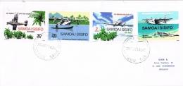 BR 814 SAMOA BRIEF YVERT  LP 3/6  ZIE SCAN - Samoa