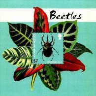 Montserrat - 2015 - Beetles - Mint Souvenir Sheet - Montserrat