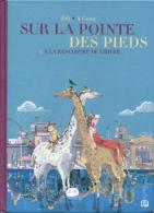 Sur La Pointe Des Pieds T1 - Jidi Et A Geng - Editions EP - Mangas