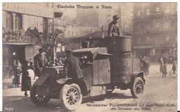 Deutsche Truppen In KIERO KIEV? UKrainiches Pantzermobil In Die Strasse  PhotoKarte  R 852 - Ukraine