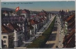 La Chaux De Fonds - Rue Léoplod Robert  - 1198 - NE Neuchâtel