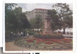 USSR 1960 Ukraine Kharkiv Monument To Alexander Pushkin - Monuments