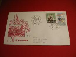 NAPOLEON / GUERRE D'ESPAGNE  / 150° ANNIVERSAIRE BATAILLE DE VITORIA /1963 - Napoleon