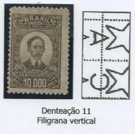 BRAZIL  AIR MAIL SANTOS DUMONT AVIATION 1929 - Poste Aérienne