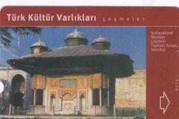 Turkey, N-253, Fountains, Sultanahmet Meydan Cesmesi, 2 Scans. - Turquie