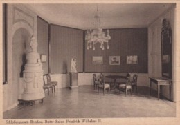 Germany Schlossmuseum Breslau Roter Salon Friedrich Wilhelms II - Museum