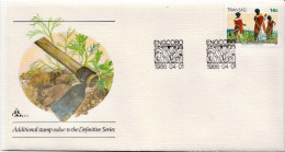 Transkei Stamp On FDC - Transkei