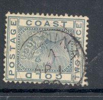 GOLD COAST, Postmark ELMINA - Goudkust (...-1957)