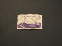 TRIPOLITANIA - P.A. 1934 VOLO 3 L. + 25 C. -  NUOVO(++) - Tripolitania