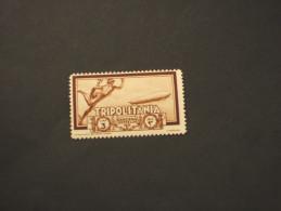 TRIPOLITANIA - P.A. 1931 ZEPPELIN 3 L. -  NUOVO(++) - Tripolitania
