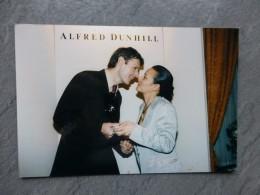 Lambert WILSON Reçoit Le Prix Alfred Dunhill De Louisa Maurin 1997 Photo D'agence ; Ref 867 PH 17 - Persone Identificate