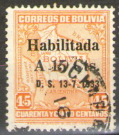 Yv.181--Bol-291 - Bolivia