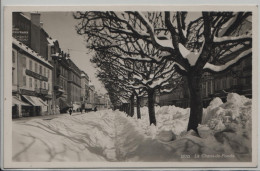La Chaux De Fonds - Winter D'hiver - NE Neuchâtel