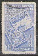 Yv.256--Bol-321 - Bolivie