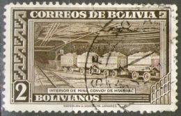 Yv.268--Bol-331 - Bolivie