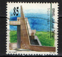 ISRAELE - 1992 - MEMORIAL DAY - USATO - Usati (senza Tab)